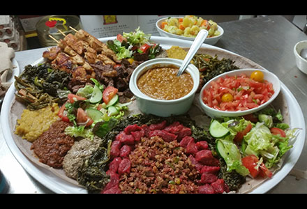 Cuisine éthiopienne AwaleMag - Cuisine ethiopienne